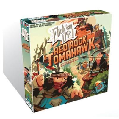 Flick 'em Up! Red Rock Tomahawk
