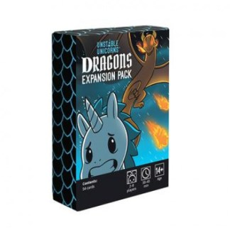 Unstable Unicorns Dragons Exp.