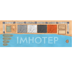 Imhotep: playmat