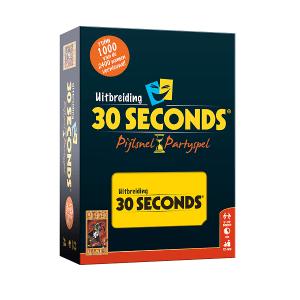 30 Seconds: Uitbreiding