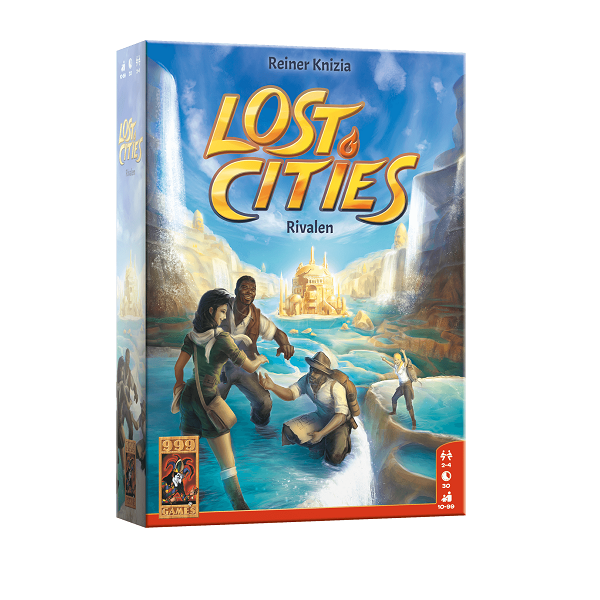 Lost Cities: Rivalen