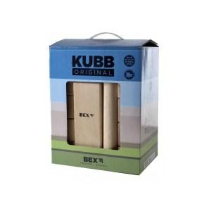 Kubb Viking Original - Rubberhout