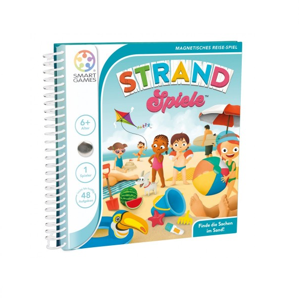Puzzle Beach (Magnetic Travel Games)