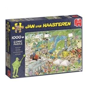 De Filmstudio's - Jan van Haasteren (1000)