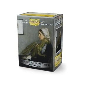 Sleeves Dragon Shield - Art Whistler's Mother (100 stuks)