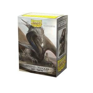 Sleeves Dragon Shield - Art Sphinx Dragon (100 stuks)