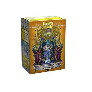 Sleeves Dragon Shield - Art Queen Athromark (100 stuks)