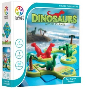 Dinosaurs: Mysterious Islands
