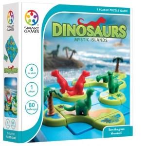 Dinosaurs: Mysterious Islands