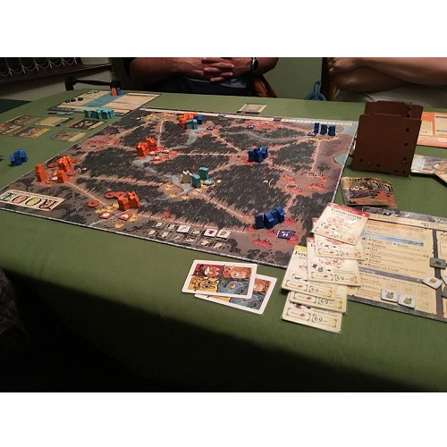 Root: A Game of Woodland Might & Right (ENG)