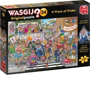 Wasgij Original 34: Een Stukje Trots (1000)