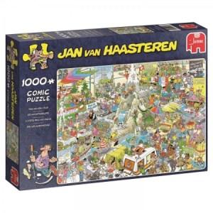 De Vakantiebeurs - Jan van Haasteren (1000)