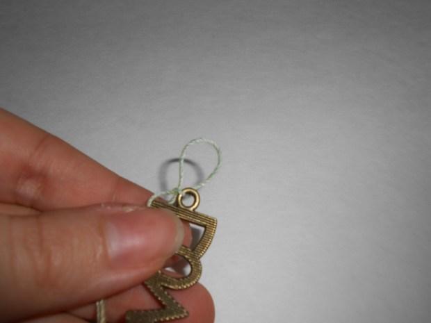crochet love bracelet 2
