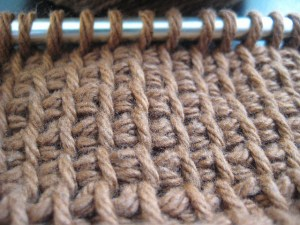 How to Do Tunisian Crochet