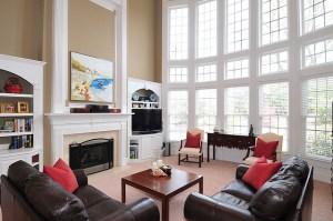 Fantastic Ways To Turn Your Living Room Into A Family Friendly Space