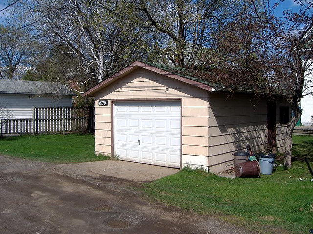 Renovation 101 - How I Gave My Garage A New Lease Of Life