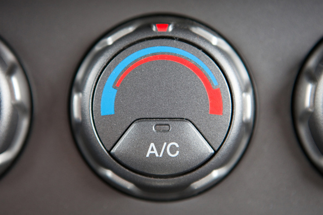 Hot/Cold Dial