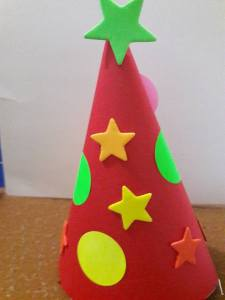 DIY Christmas Ornaments you can make with your child using cardboard
