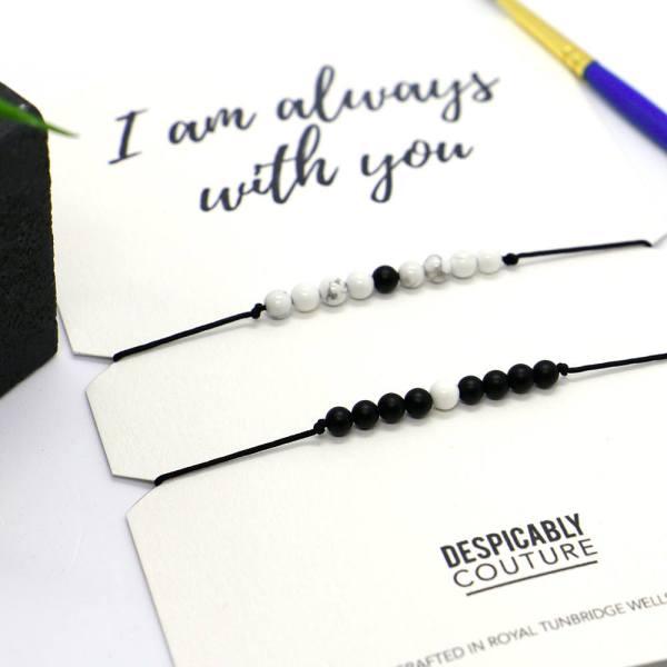 Couples Bracelet Set