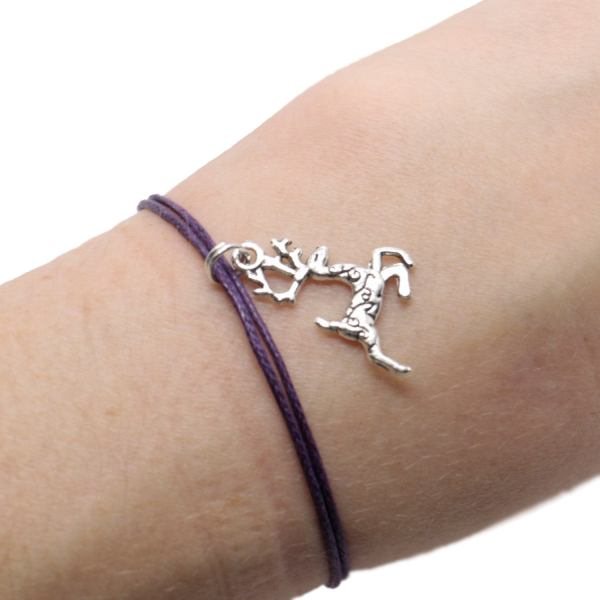 Secret Santa Wish Bracelet