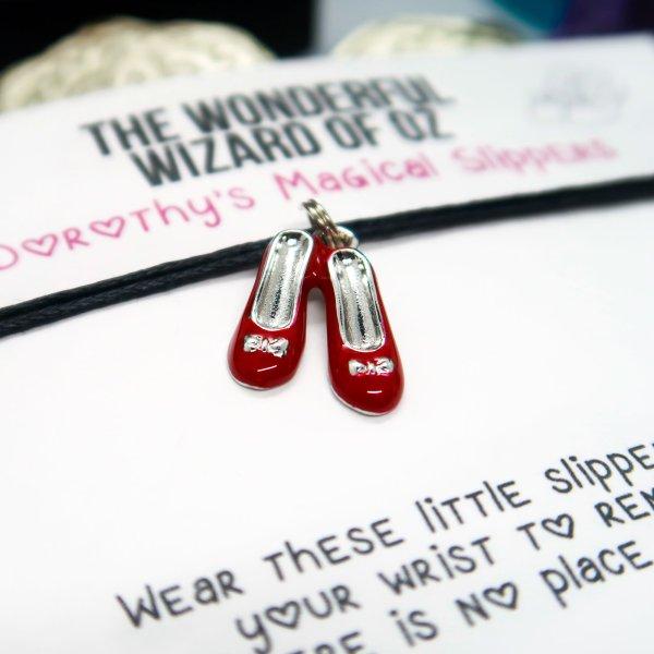 The Wonderful Wizard of Oz Friendship Bracelet