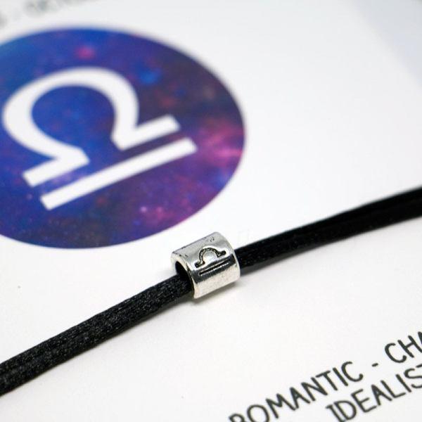 Libra Star Sign Jewellery