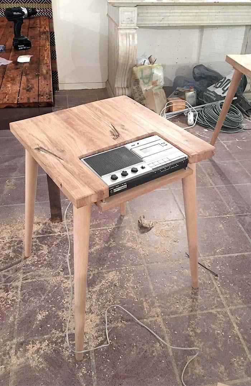 Pieds En Fuseau Pour Meuble En Bois Design Scandinave Ikea Diy