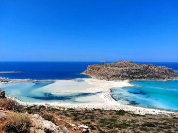Balos Lagoon and Gramvousa