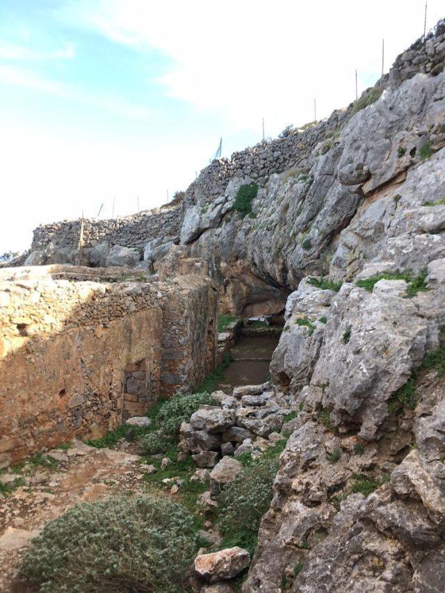 Gouverneto Monastery Gorge- Avlaki Gorge Chania