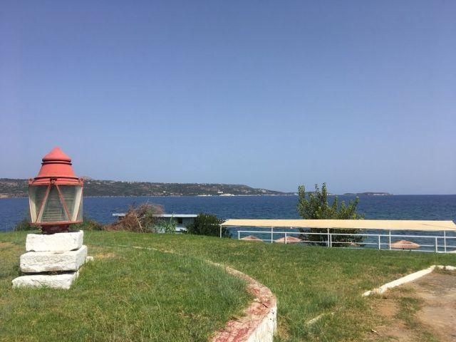 Best shores in Chania- Beaches in Crete- Souda Bay- Despina Studios