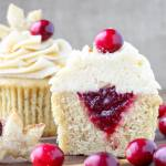 cupcake caneberges pomme