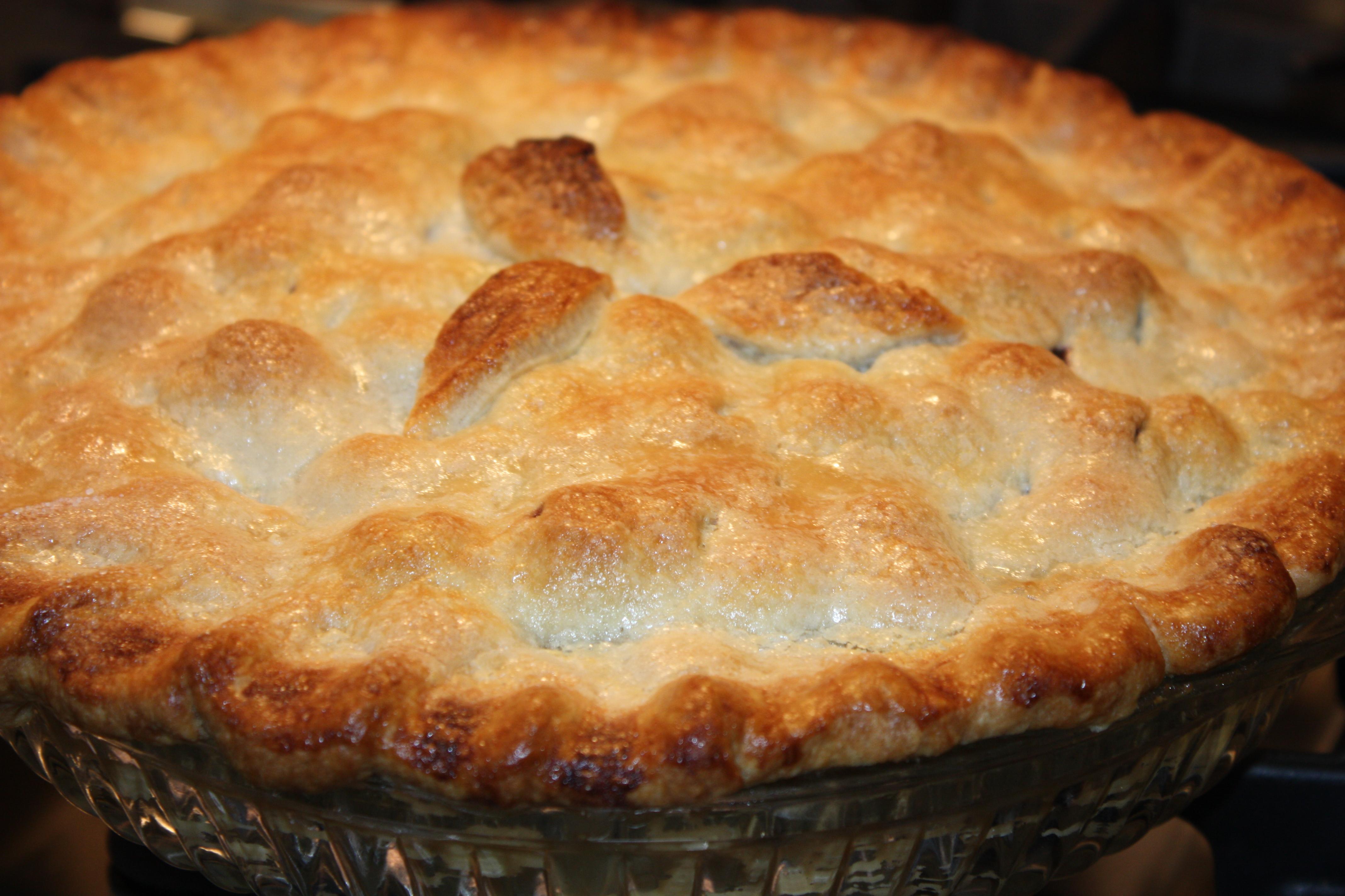 Desserts Required - Blueberry Pie