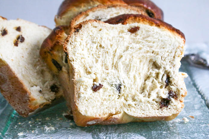 There is nothing like hot out of the oven Challah. The recipe makes two loaves. Eat one now and save one for later for delicious French Toast.