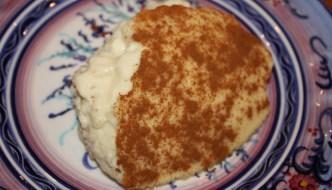 Nana's Rice Pudding