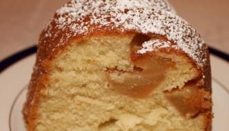 Apple Pound Cake