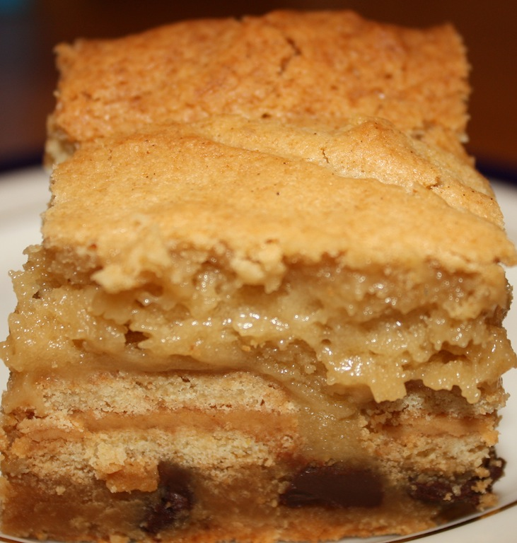 Desserts Required - Nutter Butter Slutty Blondies