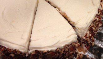 Desserts Required - Carrot Cake