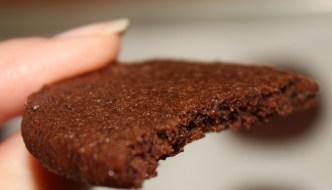 Chocolate Icebox Cookies