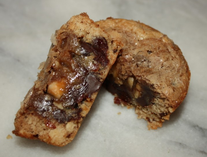 Marcona Almond-Cherry-Chcolate Chip Cups