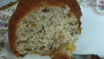 Paradise Pound Cake