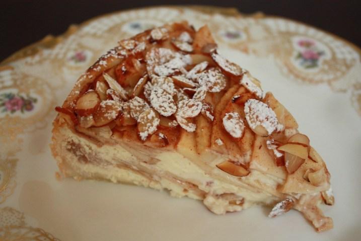 Apple Cream Torte