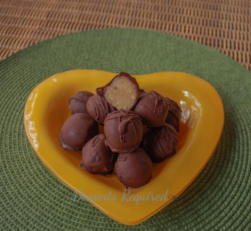 Desserts Required - super bowl truffles
