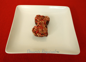 Desserts Required - Brownie Hearts