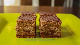 Desserts Required - coffee chocolate swirl cheesecake