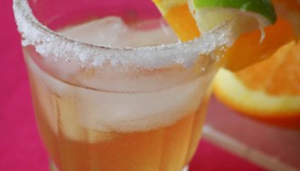Sweet and Sour Margaritas