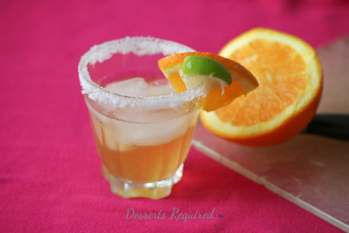 Desserts Required - Sweet and Sour Margaritas