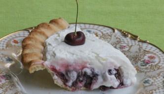 Cherry Pie – Single Crust