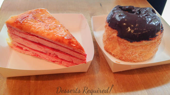 Desserts Required - The Daily Meal and #NYCdessertquest