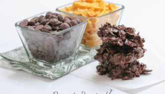 Desserts Required - Chocolate Covered Cornflakes