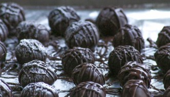 Desserts Required - Autumn Spice Truffle